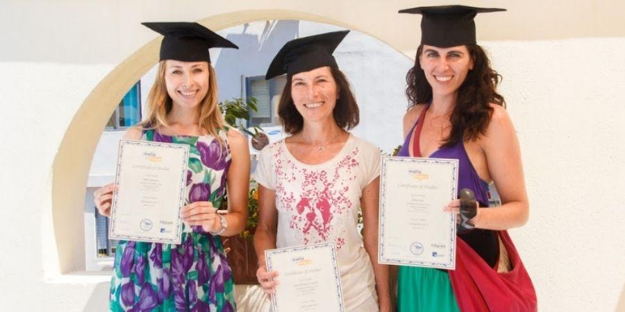 Certificaciones reconocidas en Maltalingua