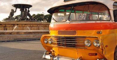 Transporte para movilizarse en Malta