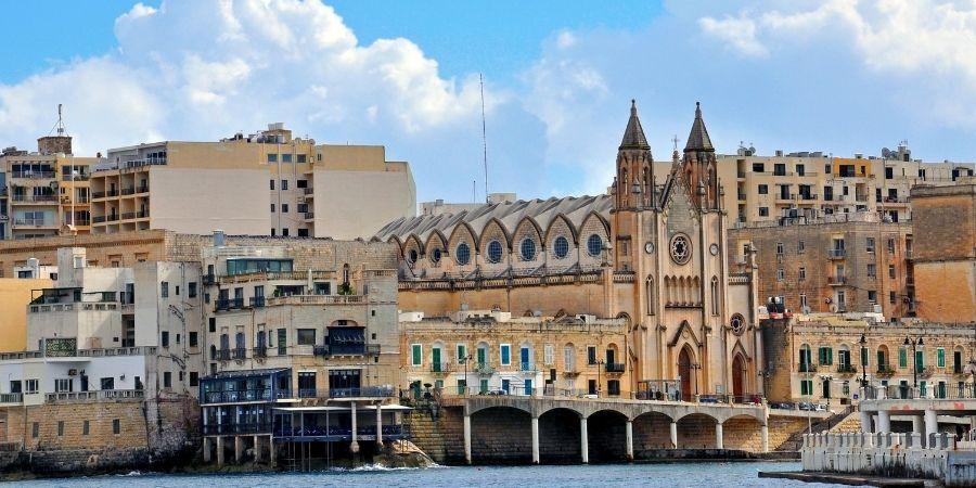 San Julián Malta