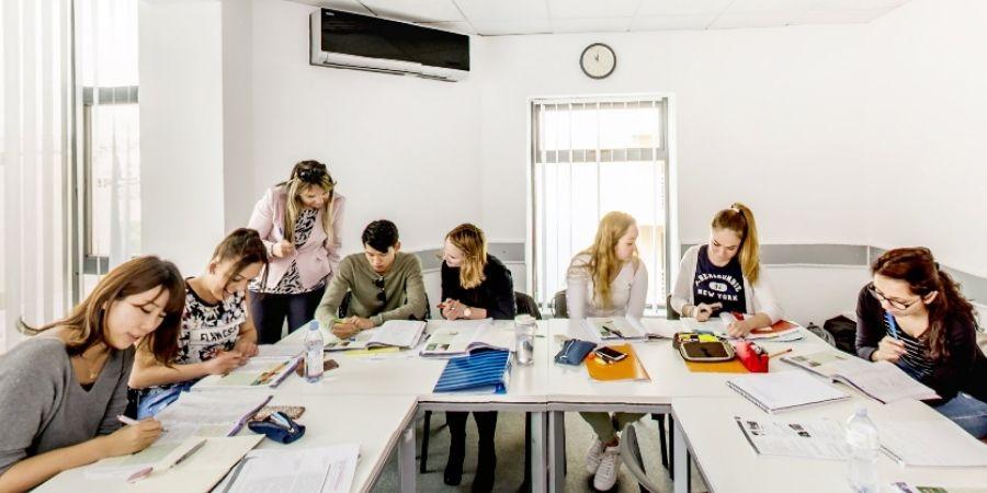 aprender ingles en malta EC Language School