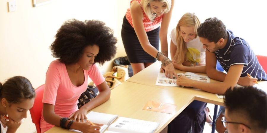 Isla de Sliema Malta lugar para Estudiar Ingles en la escuela AM