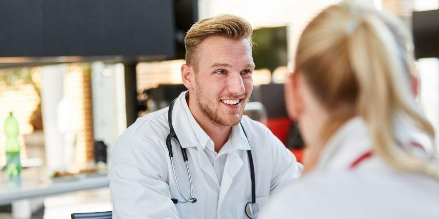 examen oet para el sector de salud