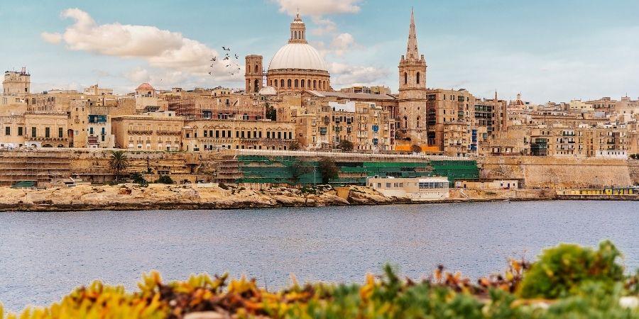 paisajes de malta