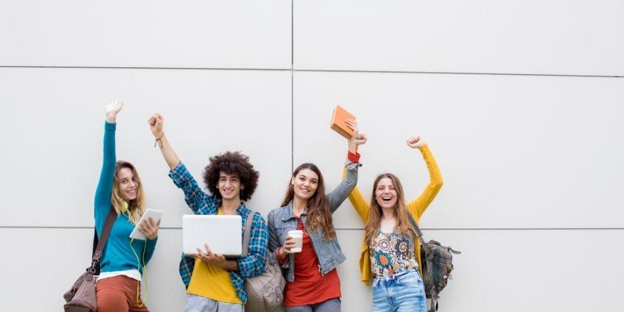 estudiantes con visa en malta